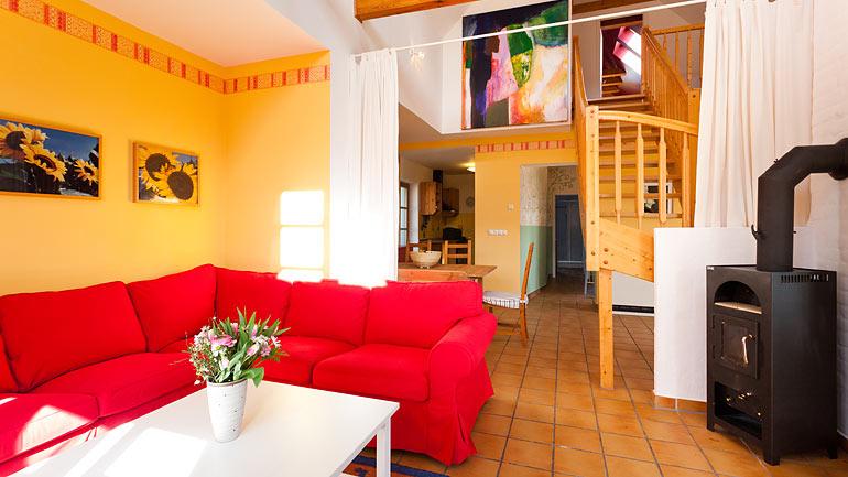 Ferienhaus 2, 125 m², 8 Schlafmöglichkeiten